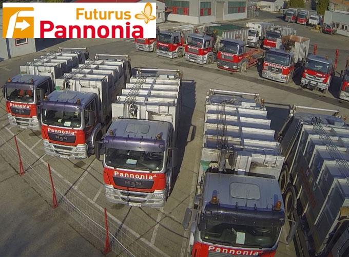 Üdvözöljük a Futurus - Pannonia Nonprofit Kft. honlapján!